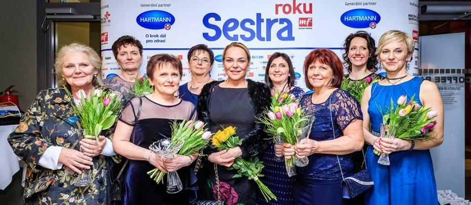 Vydavatelství Mladá fronta vyhlašuje 19. ročník soutěže Sestra roku
