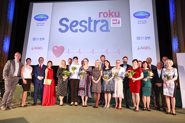Odborný časopis Zdravotnictví a medicína oznámil výsledky 19. ročníku soutěže Sestra roku